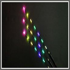 2015년형/광섬유 전자찌6~7목발광 LED스이나이w-2 3푼~6푼