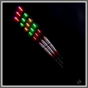 일본 코우게츠 광섬유 전자찌#1~#3호(2.4푼/3.2푼/4.0푼)