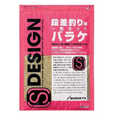 신상품 입고//[마루큐] S DESIGN 핑크 (단차낚시용/일발 세트낚시용)