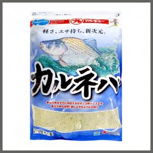 [마루큐] 카루네바 (후계열 바라케 당고낚시 민물 기본 떡밥)