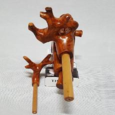 [소형] 향나무 클램프(주걱포함) / 포신 size 12mm/ 주걱 size 7.5mm.  품절