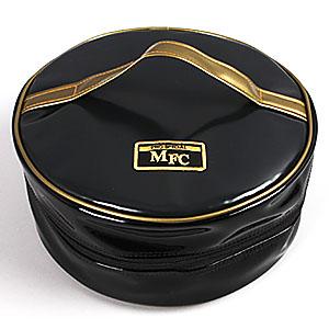 [MFC] 083 FS 에나멜 떡밥그릇 케이스 (블랙/주홍)