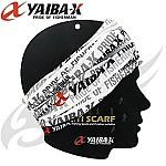 [YAIBA-X] KYS-01 로고 멀티스카프 버프