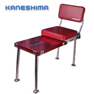 가네시마 중층용 소좌대(의자포함)(*레드색상)