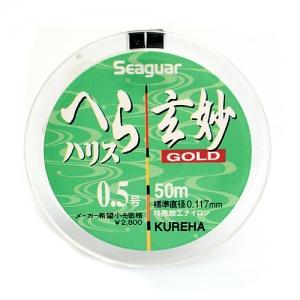 초특가시가(Seaguar)현묘 골드 목줄 0.3호~1.0호
