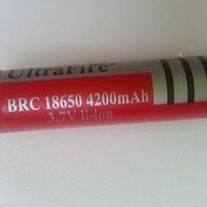 충전용 밧데리/4200mma (모든써치 호환)